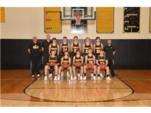Reed-Custer Boys FrSoph Basketball 19-20