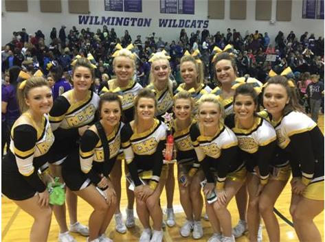 2nd Place at Wilmington!