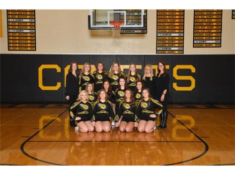 Competitive Cheer 2017-18