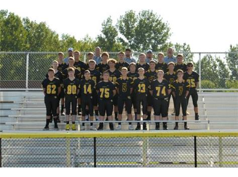 Reed-Custer Freshman Football 2019