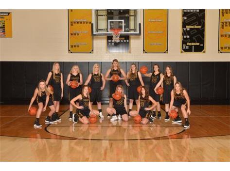 Reed-Custer Girls Varsity Basketball 19-20