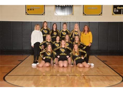 Reed-Custer Competitive Cheer 19-20