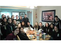 Team at the Santoro's