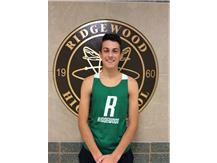 Caden George,  MSC All-Conference 2020-21,  (B. Cross Country)