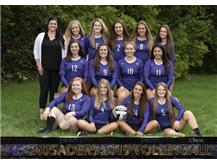 JV Girls Volleyball
