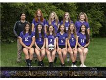 Fresh/Soph Girls Volleyball