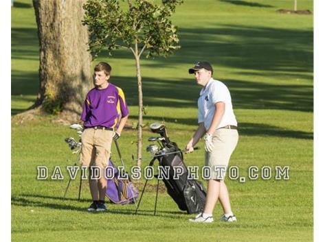 Boys Golf 2015