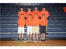 2014 Varsity Boys Golf