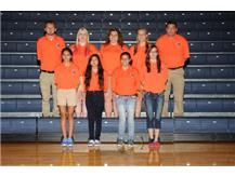 2014 Girls Golf