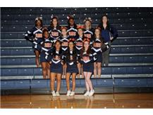 2014 JV Cheerleading