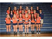 2014 Sophomore Volleyball