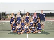 GIRLS VARSITY TENNIS 2015