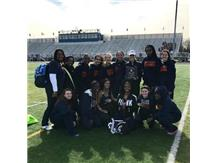 First Place at the Stagg Invitational