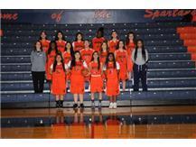 2018 Girls' Freshmen A & B Basketball