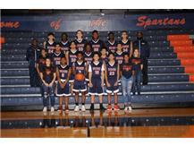 2018 Boys' Sophomore Basketball