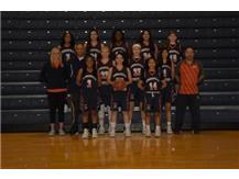 2019 - 2020 Girls Varsity Basketball