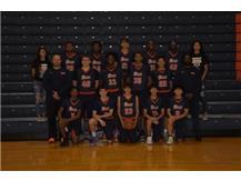 2019 - 2020 Boys Sophomore Basketball