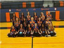 2019-20 Girls Bowling Team