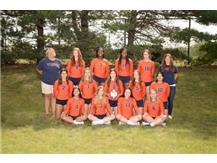 2021 Girls Varsity Volleyball