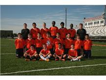 2011 Sophomore Boys Soccer Team