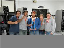RHS Chess Team Captures Third Place at the Fenton Chess Invitational.