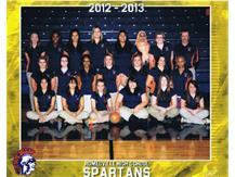 2012-13 Girls Bowling Team