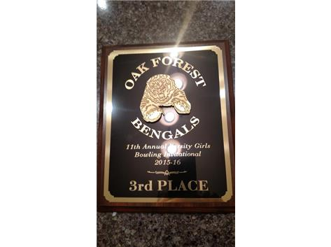 OAK FOREST 3RD PLACE