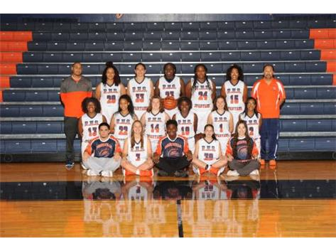 GIRLS VARSITY BASKETBALL 2016-17