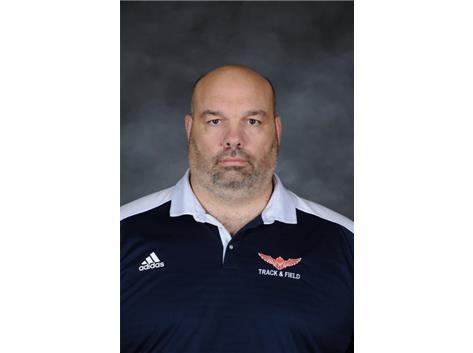 Scott Harper Head Boys Track Coach