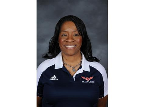 Assistant Coach Natalie White