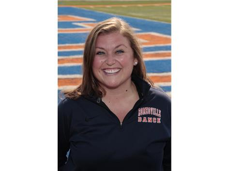 KRISTIN JOY HEAD POMS COACH
