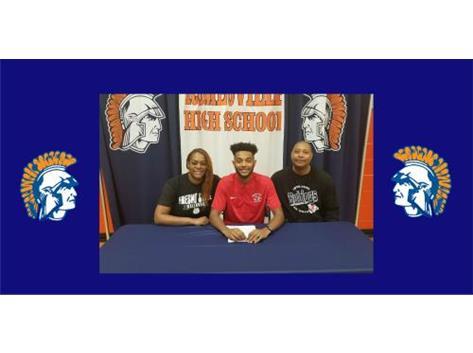 Destin Whitaker NLI Signing Fresno State University