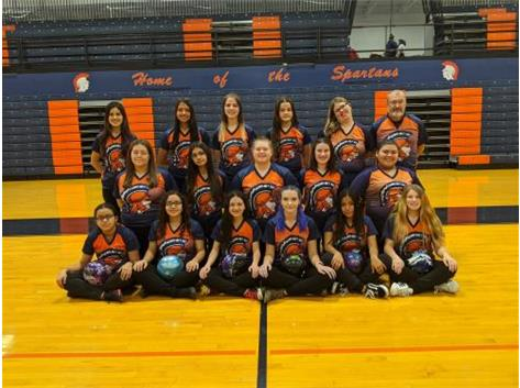 2019-20 Girls Bowling Team