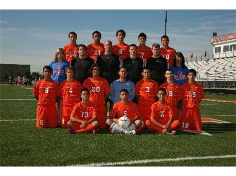 2011 Varsity Boys Soccer Team
