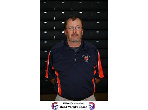 Mike Eccleston - Head Girls Bowling Coach