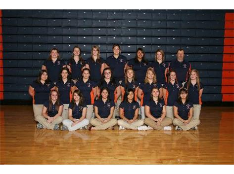 2011-12 Girls Bowling Team