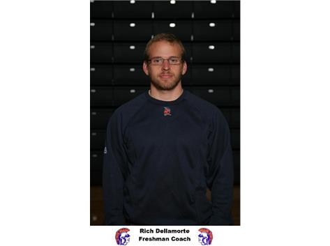 Rich Dellamorte - Head Varsity Wrestling Coach
