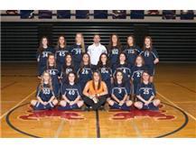 JV Girls Soccer 2014