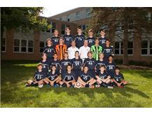 2013 Boys Freshman Soccer Team