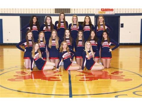 Winter Cheerleading 2013-14
