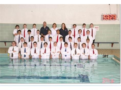 Boys Swimming 2013-14