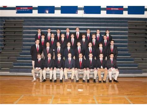 Boys Varsity Lacrosse 2014