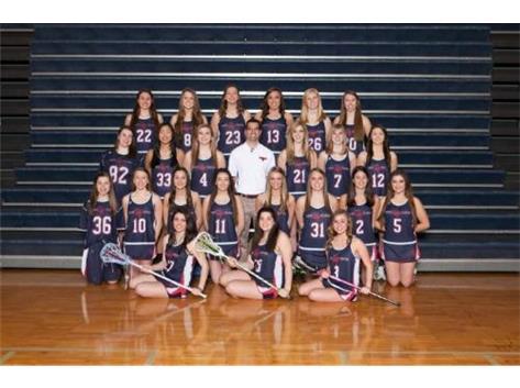 Varsity Girls Lacrosse 2014