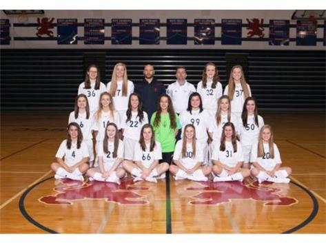 Sophomore Girls Soccer 2014