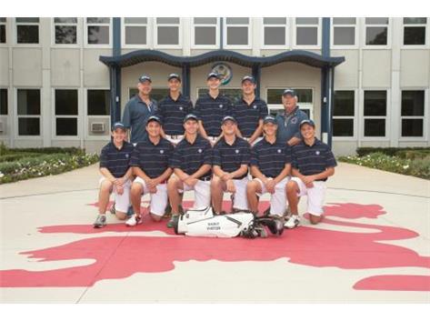 2014 Varsity Boys Golf Team