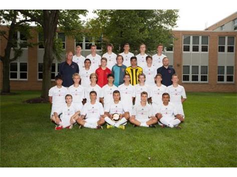 2014 Varsity Boys Soccer