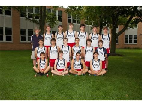 2014 Varsity Boys Cross Country