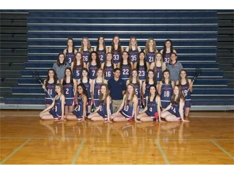 2015 Varsity Girls Lacrosse