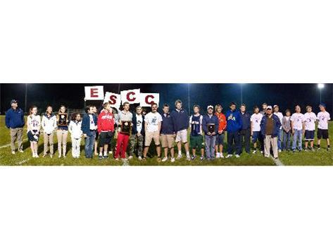 2012 ESCC Champions-Boys and Girls Golf