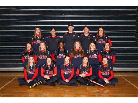 2013 Varsity Softball
